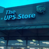 Photo taken at The UPS Store by Derek M. on 12/28/2012