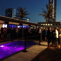 Photo taken at Rio Rooftop Bar by Susan S. on 10/18/2013