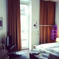 Das Foto wurde bei marsil bar & hotel von Arne H. am 7/14/2014 aufgenommen