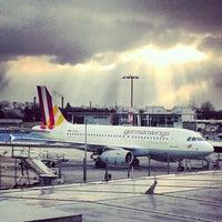 """Das Foto wurde bei Flughafen Köln/Bonn """"Konrad Adenauer"""" (CGN) von Arne H. am 2/21/2013 aufgenommen"""