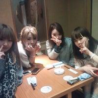 Photo taken at くつろぎの里 庄や 藤沢南口店 by Yuki M. on 3/26/2013