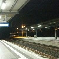 Photo taken at Speyer Hauptbahnhof by Steff on 11/13/2015