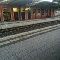 Photo taken at Speyer Hauptbahnhof by Steff on 5/10/2014