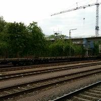 Photo taken at Speyer Hauptbahnhof by Steff on 8/19/2015