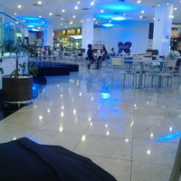 Photo taken at Manaus Plaza Shopping by Lucas T. on 3/13/2013