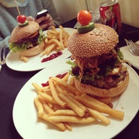 Photo taken at New York Style Steak & Burger by Jay P. on 1/23/2013