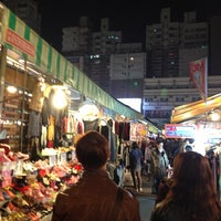 Photo taken at Rueifeng Night Market by Shime H. on 1/26/2013