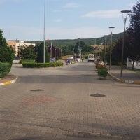 Photo taken at Uskumruköy by Utku i. on 7/5/2018