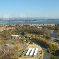 Photo taken at 浜名湖ガーデンパーク 展望塔 by よーこ さ. on 1/29/2014