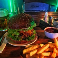Photo taken at Comix Excelent Urban Pub by Lukáš K. on 10/16/2017