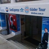 Photo taken at Güder Turizm A.Ş. by Hakan E. on 10/29/2013