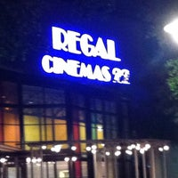 Photo taken at Regal Cinemas Oviedo Mall 22 by Jason L. on 5/23/2014