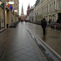 "Photo taken at Образовательный центр ""Интенсив"" by Tatiana M. on 2/4/2014"