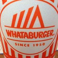 Photo taken at Whataburger by Mitchell H. on 8/29/2013