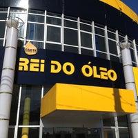 Photo taken at Rei Do Oleo by Rangel F. on 7/20/2013