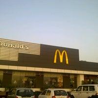 Photo taken at McDonalds - Drive Thru by Anshuman T. on 3/9/2013