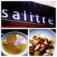 Photo taken at Bar Salitre by Food S. on 1/30/2013