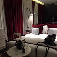 Photo taken at Brown ´s Hotel Central by Mathilde J. on 2/8/2015