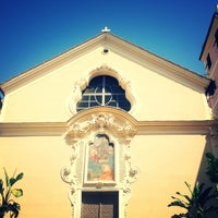 Photo taken at Chiesa S. Maria Maddalena by Olga O. on 8/4/2013