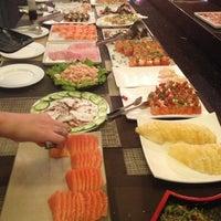 Foto tirada no(a) Zettai - Japanese Cuisine por Érica B. em 6/29/2013