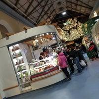 Photo taken at Mercado De Santo Domingo by Diana S. on 1/13/2018