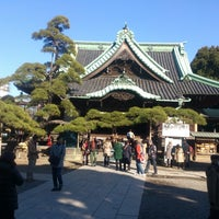 Photo taken at Shibamata Taishakuten (Daikyo-ji Temple) by minoritaire 緑. on 2/16/2013