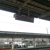Photo taken at Platforms 11-12 by minoritaire 緑. on 6/20/2018
