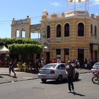 Photo taken at Mercado Municipal de Aracaju by Honorio B. on 2/2/2013