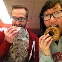 Photo taken at Jim's Donut Shop by Savannah R. on 4/26/2013
