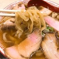 Photo taken at 食堂 七彩 by Hideki T. on 7/17/2017