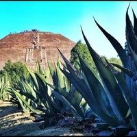 Foto tomada en San Juan Teotihuacan por Nayeli M. el 10/27/2012