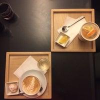 Photo taken at Café TeeVee by Jitka B. on 12/21/2016