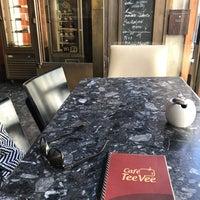 Photo taken at Café TeeVee by Jitka B. on 5/8/2017
