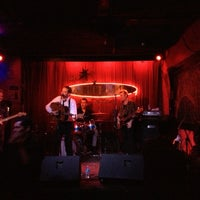 Photo taken at The Continental Club by Ben B. on 11/17/2012