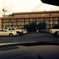 Photo taken at Embassy Suites by Hilton Phoenix Airport by Natasha M. on 2/5/2014