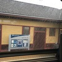 Photo taken at McComb Amtrak Station by Natasha M. on 8/11/2017