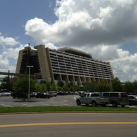 Photo taken at Disney's Contemporary Resort by Herb S. on 6/14/2013