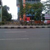 Photo taken at Hotel Bumi Asih Jaya Bandung by Emi C. on 12/10/2013