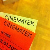 1/25/2013にKasper D.がCinematekで撮った写真