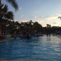 Photo taken at Hotel Pool by Александр on 10/22/2017