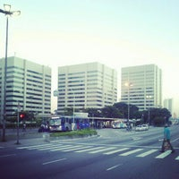 Photo taken at Itaú by 대린 로. on 2/21/2013