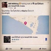 Photo taken at บ้านแมกไม้ วิลล่า by Mill M. on 1/1/2016