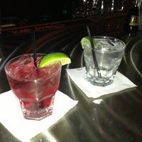 Photo taken at The Rack Sushi Bar & Billiards Lounge by Mike K. on 8/3/2013