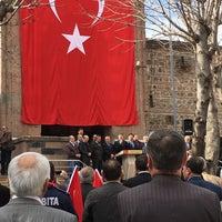 Photo taken at Medrese Parkı by Efe H. on 2/19/2016
