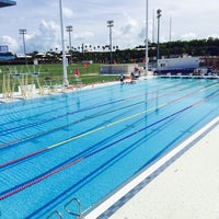 Photo taken at Bermuda National Sports Centre by Karlien D. on 7/24/2014