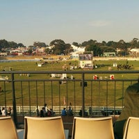 Photo taken at RAS Members Grandstand @PerthRoyalShow by Peter D. on 9/27/2015