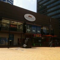 Photo taken at Downtown Shopping Centre by Lydia on 1/10/2013