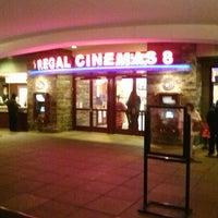 Photo taken at Regal Cinemas Atlas Park 8 by Luis M. on 1/27/2013