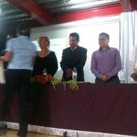 Photo taken at Grupo Cedva Ecatepec by Mónica H. on 9/14/2012