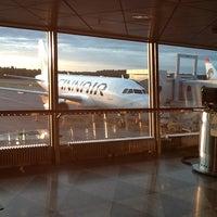 Photo taken at Helsinki Airport  (HEL) by Джуля Ф. on 7/7/2013
